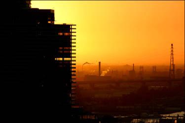 Southbank Twilight by KStranger