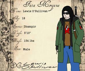 Fata-Morgana, Lewis O'Sullivan by tristow