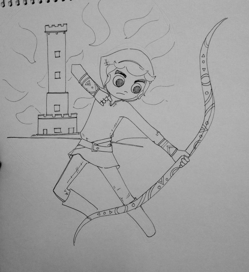 pre archer by dunames-valkyrie