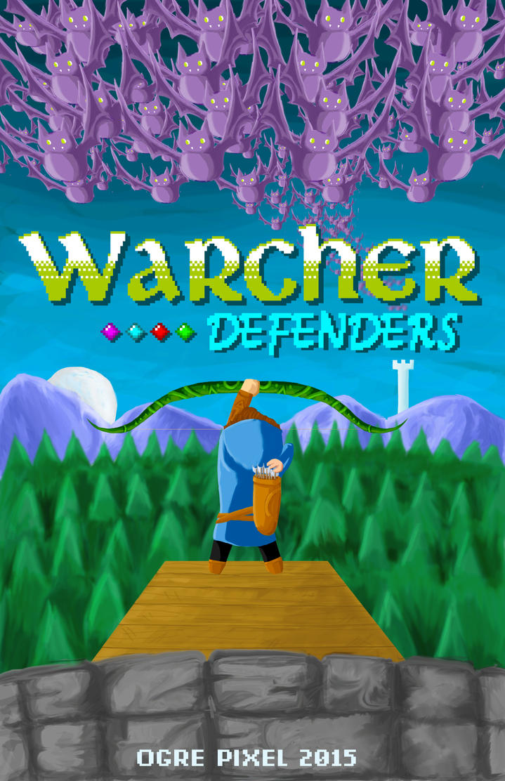 Warcher publicity 2 by dunames-valkyrie