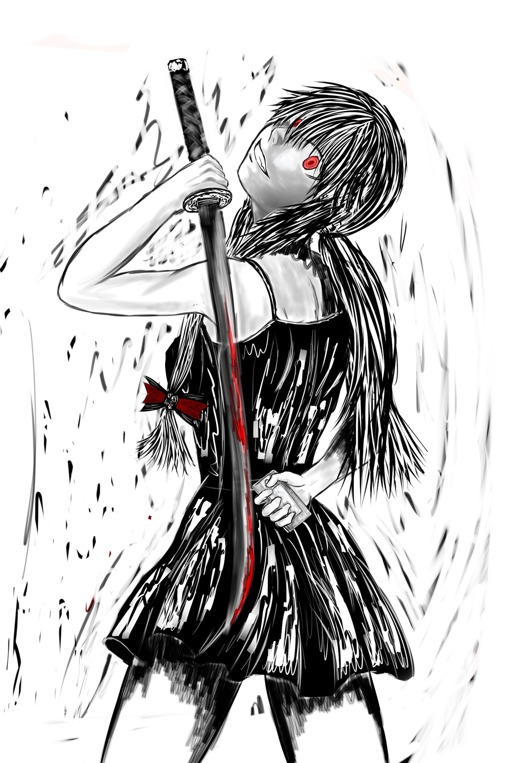 Yuno Gasai by BlackStormN7