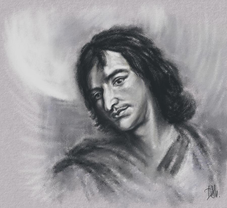 Cyrano 400 years by Irsanna