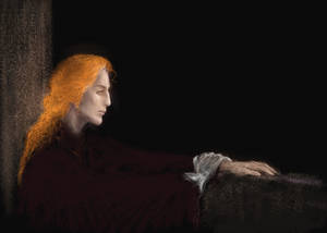 Maedhros. On the edge of darkness