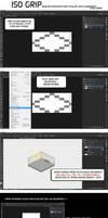 Photoshop Patterns for PixelArt