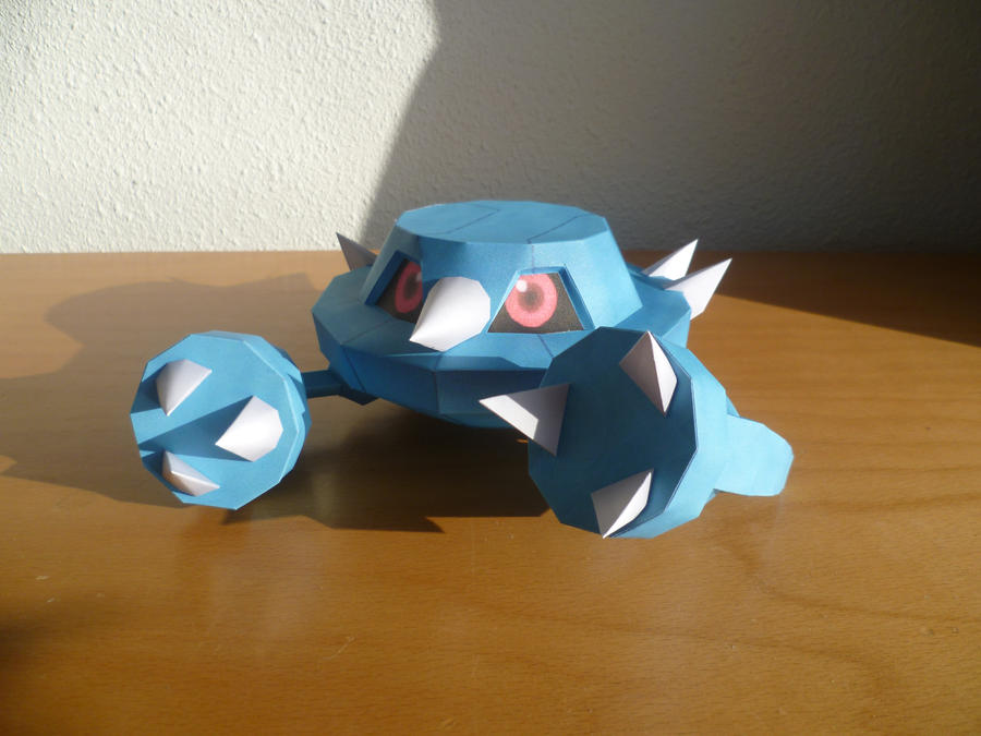 Metang Papercraft by dodoman75