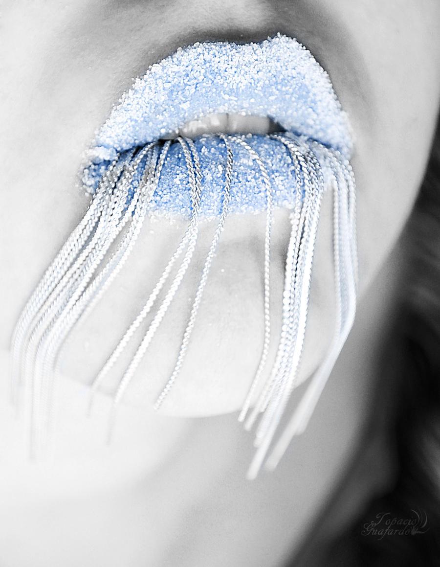 Spilling Silver by SpillingOnyxTopaz