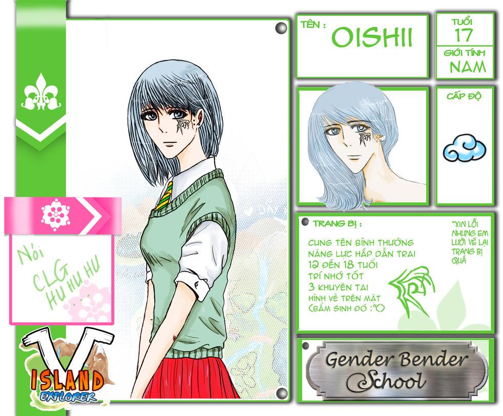 V Island Explorer: Oishii by hastaru