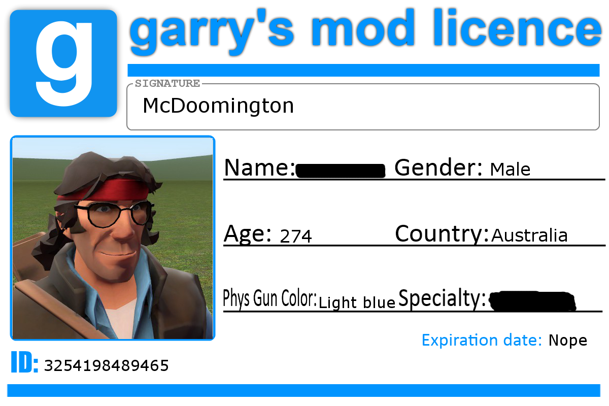 McDoomington's Profile Picture