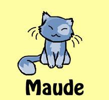 It's Maude!