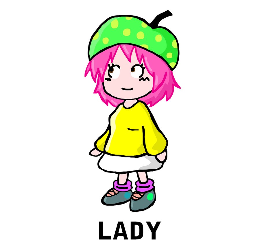 Lady by YonderHo