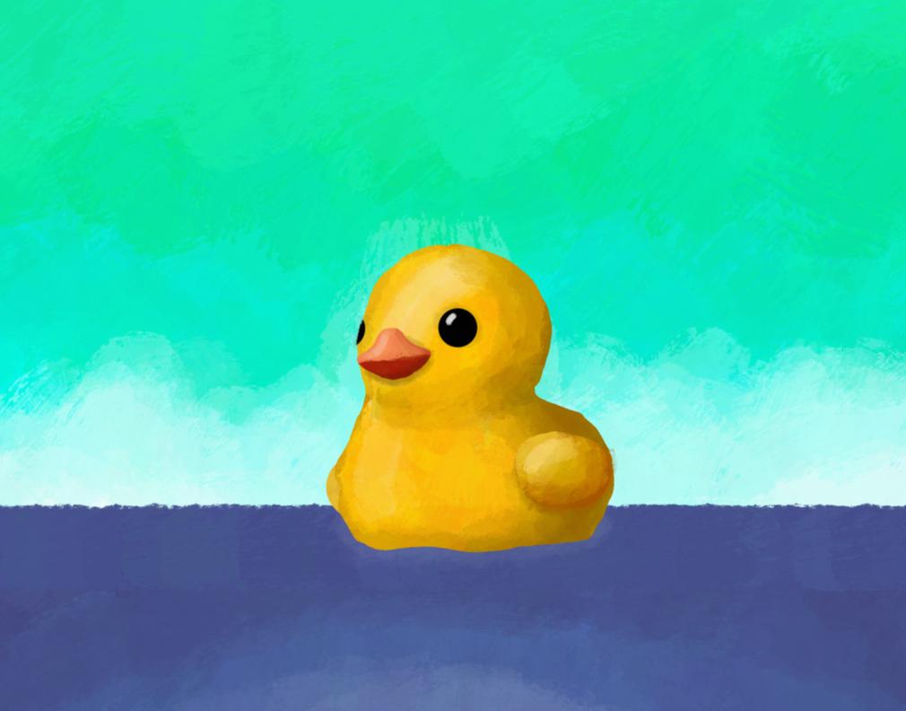 Release the Quacken! by YonderHo