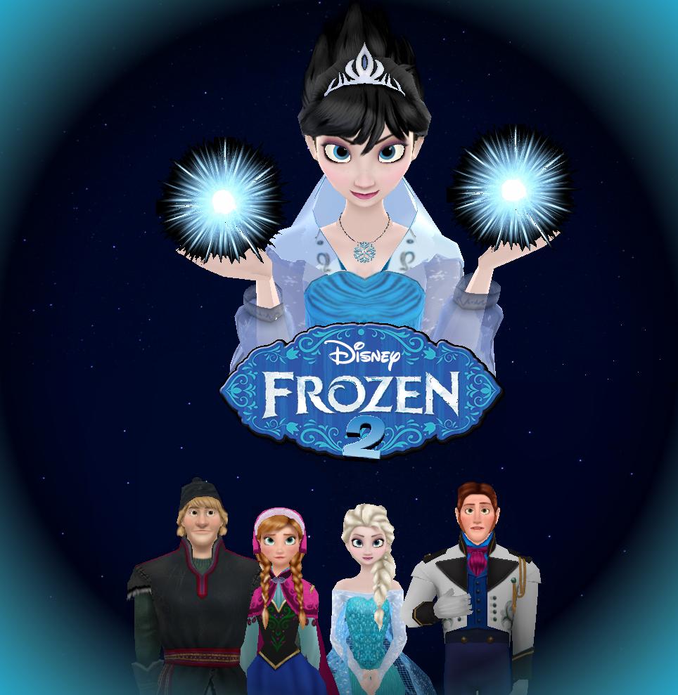 Frozen 2 Fanmade Mmd By Michellcadenkylover On Deviantart