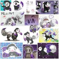 MiLo Art Tribute