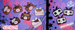 Chocolate Bunnies Heads