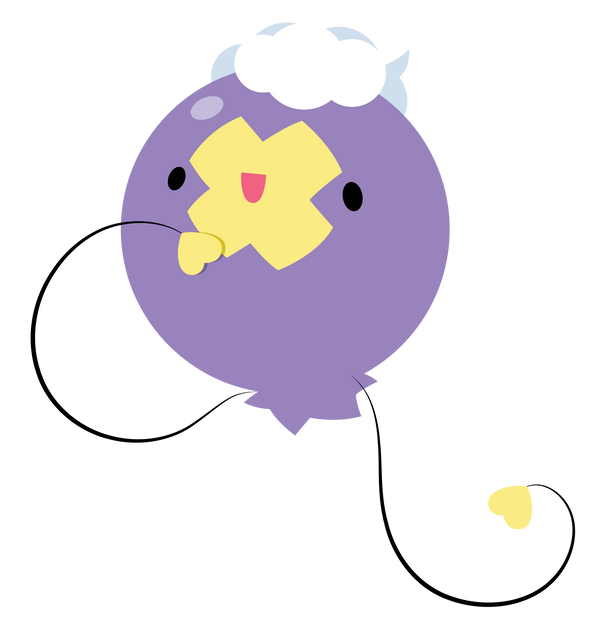 Drifloon by Marki-san-Design