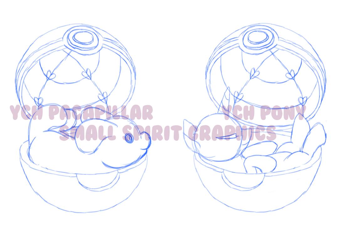 Pokeball GO OC CS OPEN By SmallSpiritGraphics