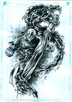 Immortal Iron Fist by donnyg4
