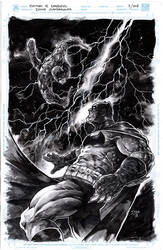 Batman Vs Daredevil by donnyg4