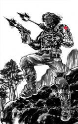 Winter Soldier by donnyg4