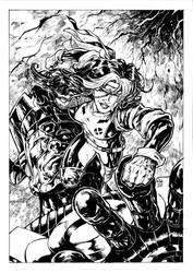 Rogue and Galactus