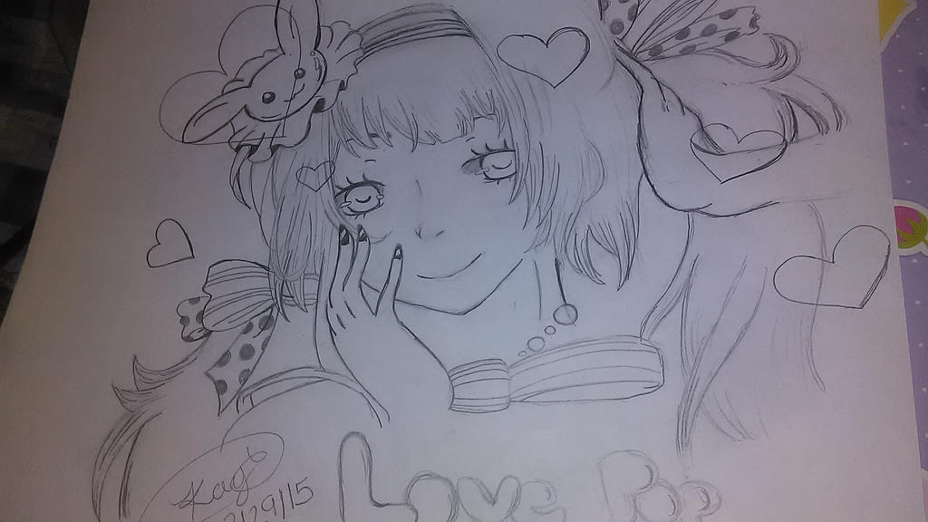 Love Pop Redraw by yukichan908