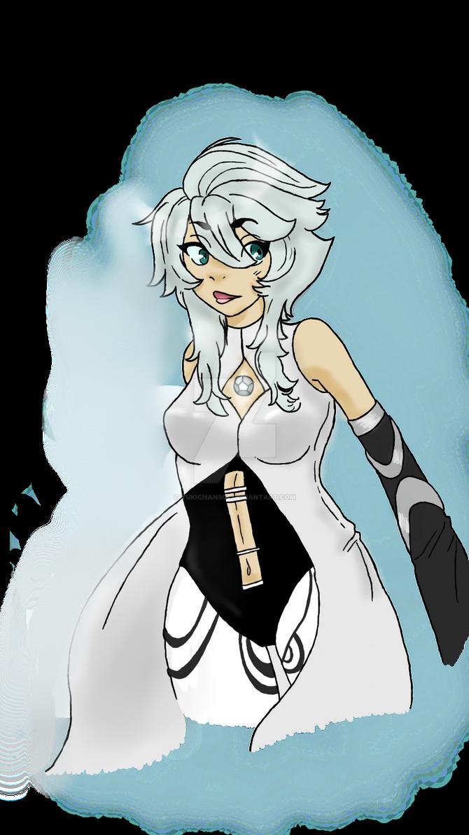 White Diamond Gemsona (Adopt Open) by yukichan908