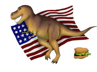 Dinotalia: America by Suomen-Ukonilma