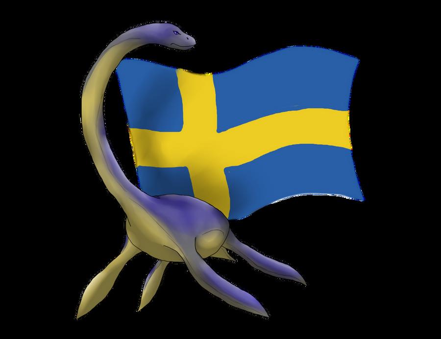 Dinotalia: Sweden by Suomen-Ukonilma