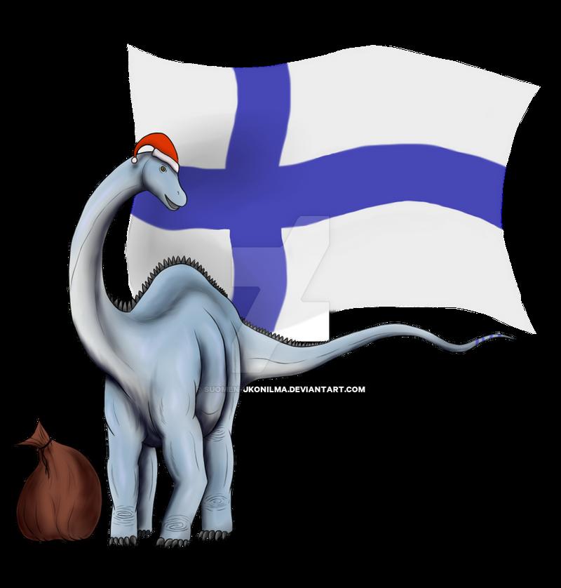 Dinotalia: Finland by Suomen-Ukonilma