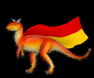 Dinotalia: Germany by Suomen-Ukonilma
