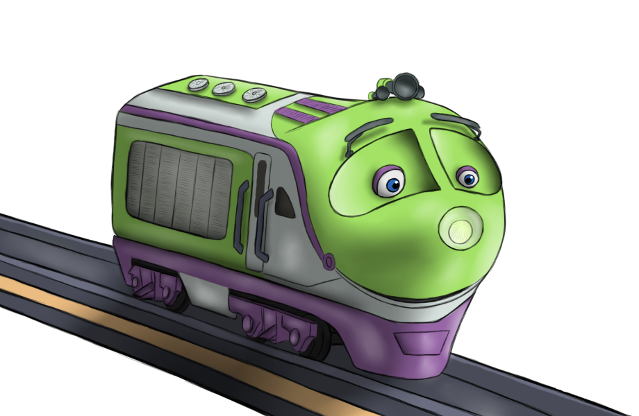 Chuggington: Koko by Suomen-Ukonilma on DeviantArt