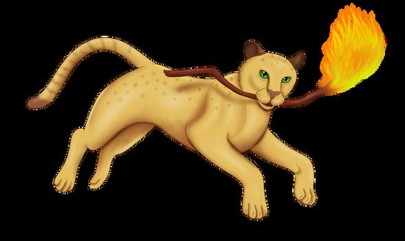 Ratha's creature by Suomen-Ukonilma
