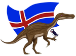 APH Dinotalia: Iceland by Suomen-Ukonilma