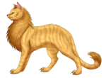 Warriors: Lionheart by Suomen-Ukonilma