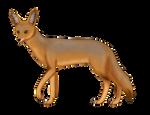 Pale fox by Suomen-Ukonilma