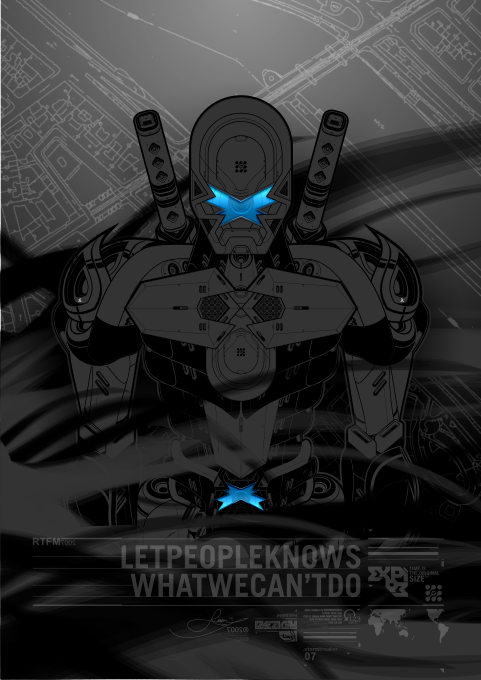 x robo ninja by reactivator