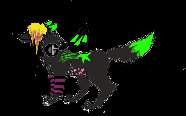 Heh, Art :3 Kitsune_by_thelazyone22