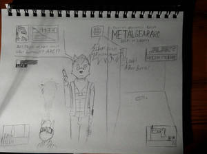 METAL GEAR ARC
