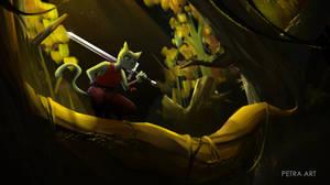 Kocia in The Jungle
