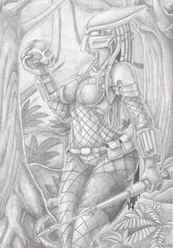 Predator female 10.