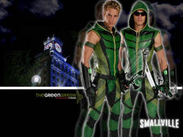 Green Arrow Desktop wallpaper by Andy030991