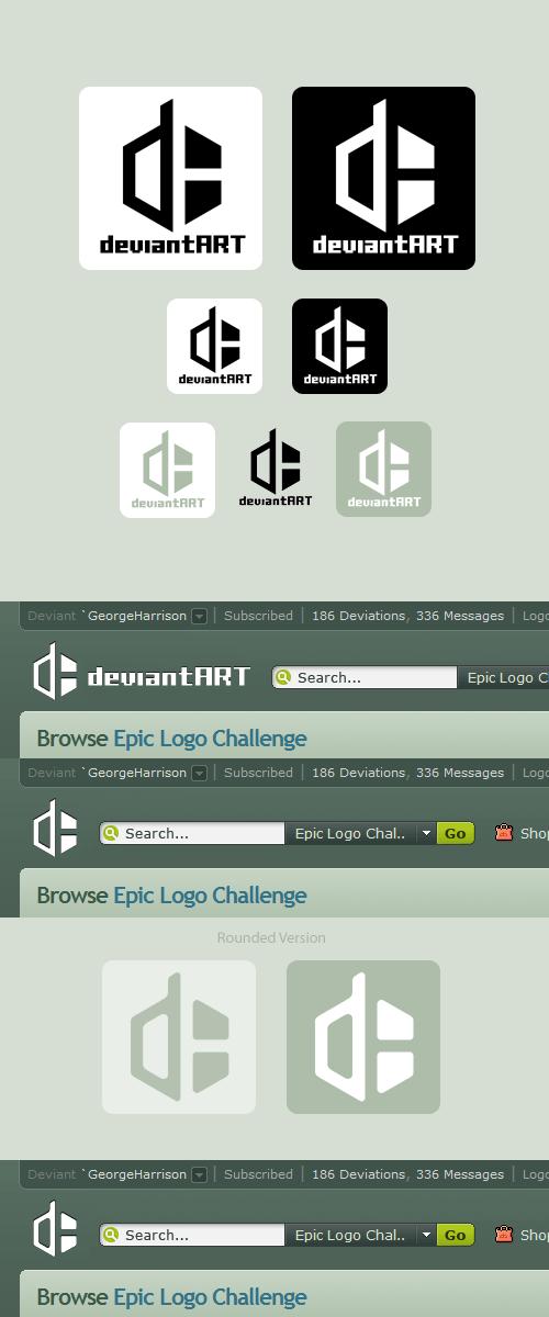 dA logo design_01 by alperyesiltas