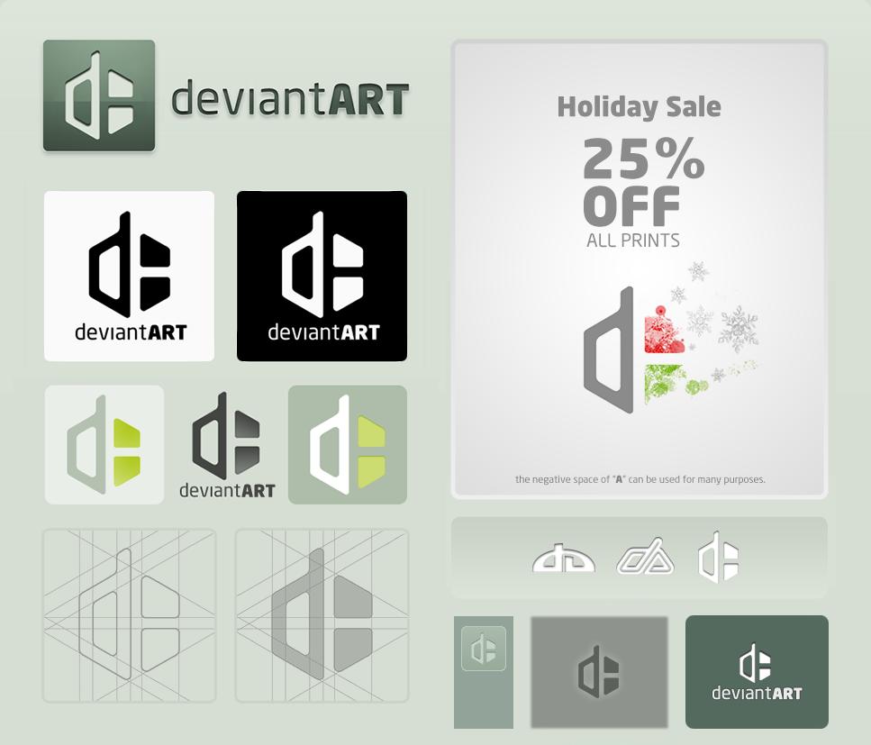 dA logo design_02 by alperyesiltas