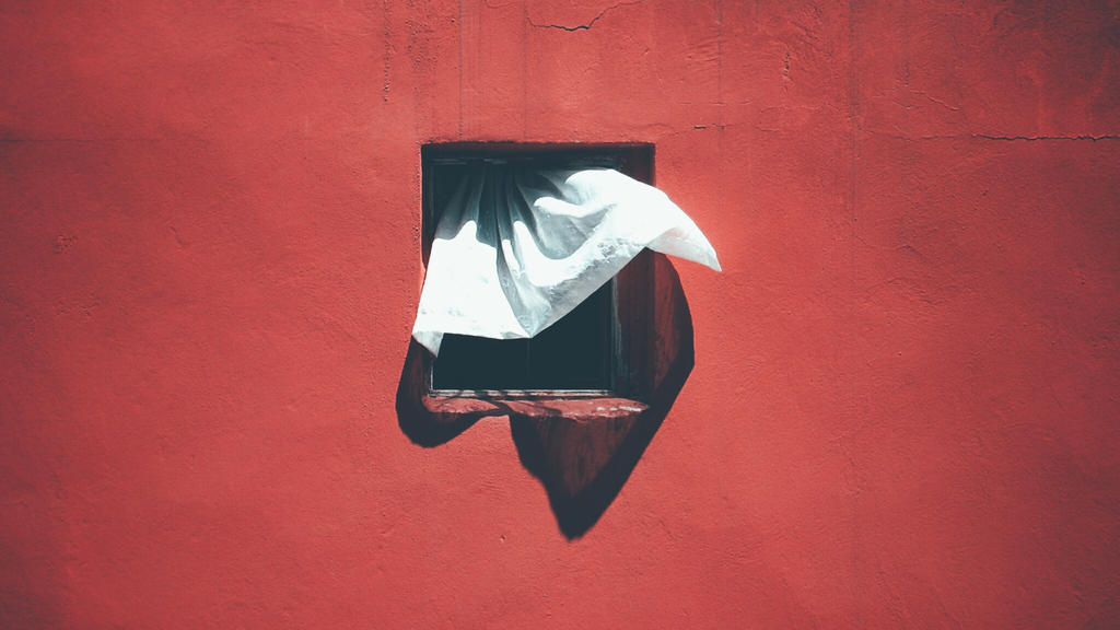Blind (cover photo of `Cin Aynasi` by E.Kesal)