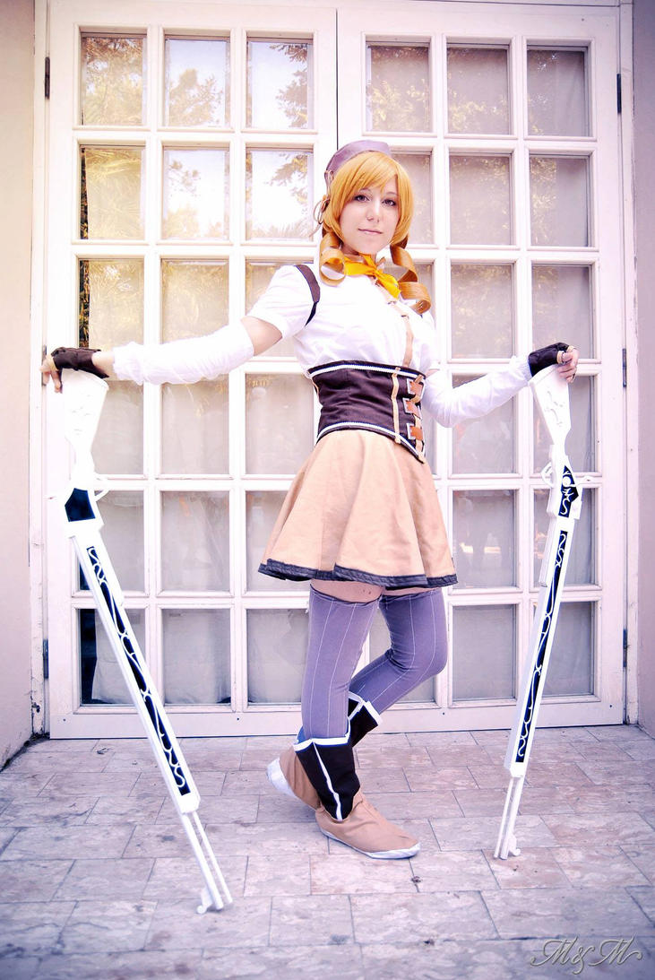 Mami Tomoe #1 by Tifax