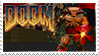 Doom Cyberdemon Stamp by DrDenson