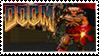 Doom Cyberdemon Stamp by DrDenson