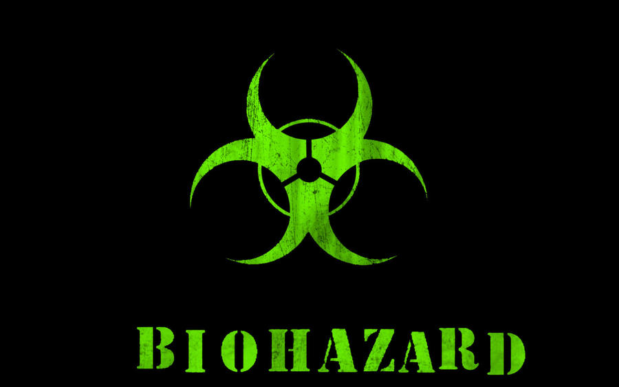 biohazard symbol black - photo #20