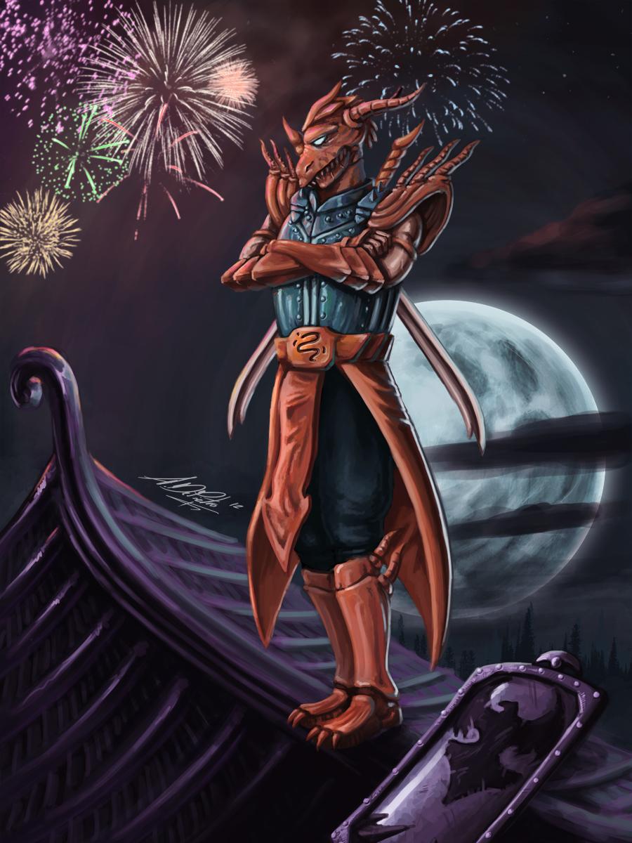 Dragonskin Shen by Torvald2000