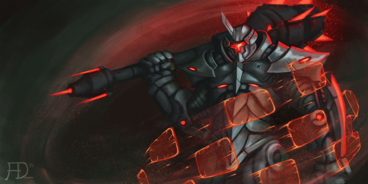 Project: Mordekaiser by Torvald2000